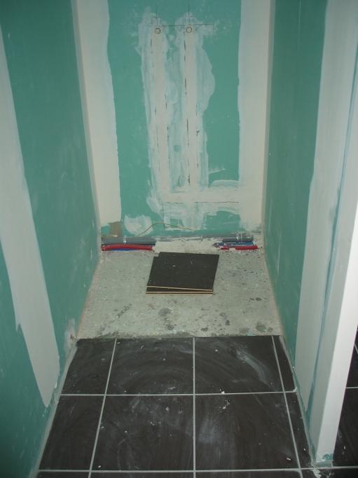 Une salle de bain de plus la fausse douche l 39 italienne - Baignoire bouchee que faire ...